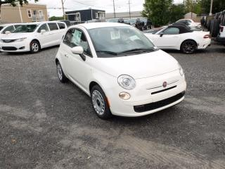 Used 2017 Fiat 500 Voiture à hayon 2 portes Pop for sale in St-Hyacinthe, QC
