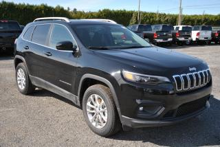 Used 2019 Jeep Cherokee NORTH 4X4 V6 HITCH MAGS for sale in St-Hyacinthe, QC
