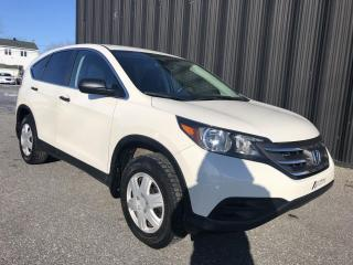 Used 2014 Honda CR-V A/C CAMERA SIEGES CHAUFFANTS for sale in St-Hubert, QC