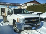 Photo of White 2009 Chevrolet Silverado 3500