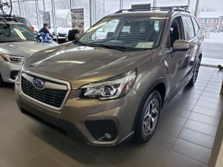 Used 2019 Subaru Forester Convenience AWD for sale in Repentigny, QC