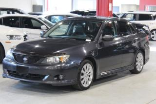 Used 2010 Subaru Impreza Sport 4D Sedan for sale in Ste-Catherine, QC