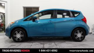 Used 2016 Nissan Versa Note SV + CAMERA RECUL + BLUETOOTH !!! for sale in Trois-Rivières, QC