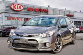 Used 2016 Kia Forte5 SX Luxury | Navigation | Cooled Seat | Sunroof for sale in Etobicoke, ON