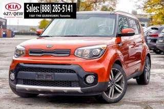 Used 2017 Kia Soul EX PREMIUM for sale in Etobicoke, ON
