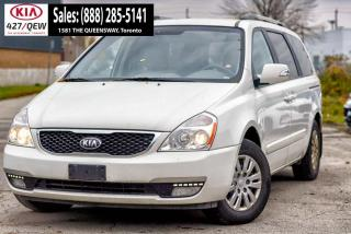 Used 2014 Kia Sedona LX for sale in Etobicoke, ON