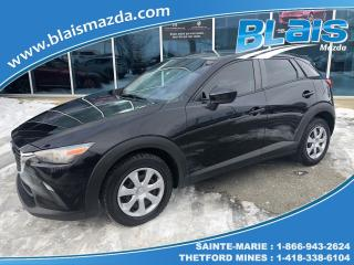 Used 2016 Mazda CX-3 Traction Avant Gx for sale in Ste-Marie, QC