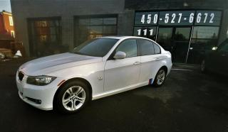 Used 2009 BMW 3 Series 328I XDRIVE - PNEU HIVER INSTALLÉ for sale in Beloeil, QC
