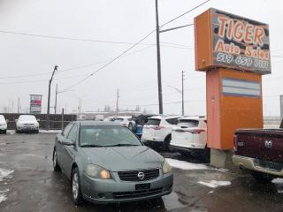 Used 2005 Nissan Altima 2.5 S**GREAT CONDITION**OILED**ONLY 166KMS**CERT for sale in London, ON