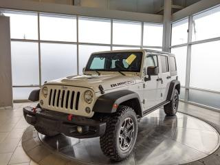 Used 2016 Jeep Wrangler Unlimited Unlimited Rubicon for sale in Edmonton, AB