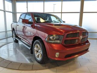 Used 2014 RAM 1500 Sport 4WD Crew Cab for sale in Edmonton, AB