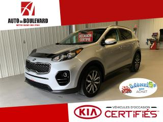 Used 2017 Kia Sportage EX BAS KILO PRET HIVER BEAU LOOK for sale in Notre-Dame-des-Pins, QC