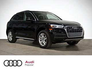 Used 2020 Audi Q5 Komfort 45 TFSI quattro for sale in Montréal, QC
