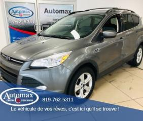 Used 2014 Ford Escape SE for sale in Rouyn-Noranda, QC