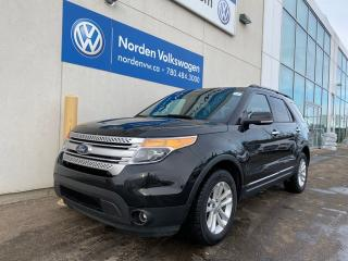 Used 2014 Ford Explorer XLT 4WD - HEATED SEATS / FORD SYNC / 7 PASS for sale in Edmonton, AB