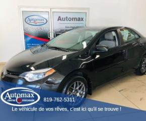 Used 2016 Toyota Corolla LE for sale in Rouyn-Noranda, QC