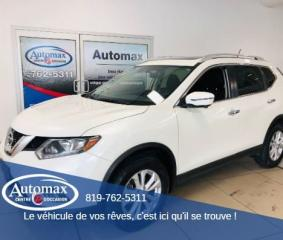 Used 2016 Nissan Rogue SV TECH + TOIT for sale in Rouyn-Noranda, QC