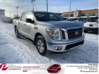Used 2017 Nissan Titan SV for sale in Rouyn-Noranda, QC