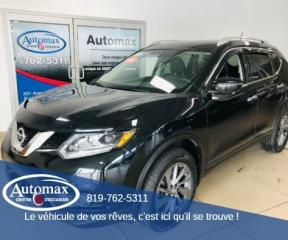 Used 2016 Nissan Rogue SL for sale in Rouyn-Noranda, QC