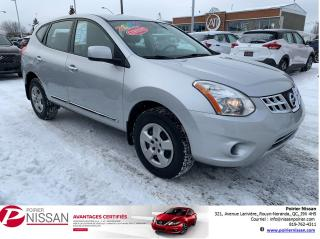 Used 2012 Nissan Rogue S FWD for sale in Rouyn-Noranda, QC