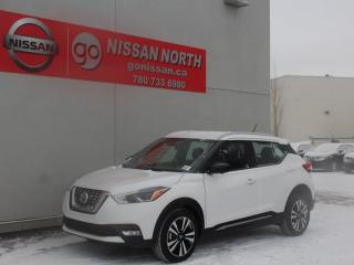 New 2019 Nissan Kicks SR/HEATED SEATS/BOSE PERSONAL/BACKUP CAM for sale in Edmonton, AB
