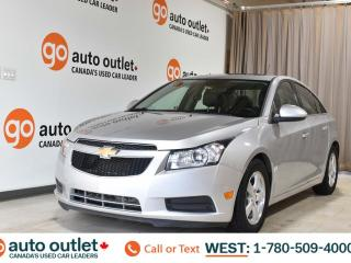 Used 2013 Chevrolet Cruze LT, 1.4L I4, Fwd, Navigation, Heated leather seats, Sunroof, Backup camera, Bluetooth for sale in Edmonton, AB