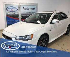 Used 2017 Mitsubishi Lancer SE for sale in Rouyn-Noranda, QC