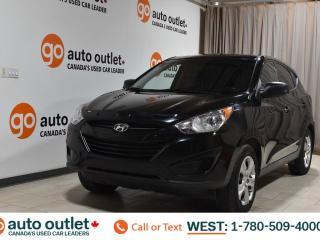 Used 2013 Hyundai Tucson GL Htd seats Bluetooth for sale in Edmonton, AB