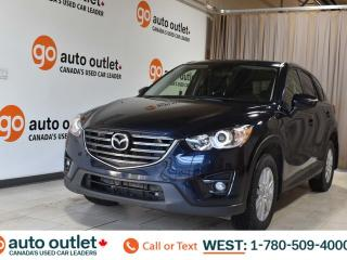 Used 2016 Mazda CX-5 GS, 2.5L I4, Navigation, Heated cloth seats, Backup camera, Sunroof, Bluetooth for sale in Edmonton, AB