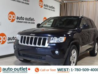 Used 2011 Jeep Grand Cherokee Laredo, 3.6L V6, 4wd, Heated cloth seats, Backup camera, Bluetooth for sale in Edmonton, AB