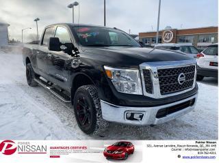 Used 2017 Nissan Titan SV DIESEL **DIESEL** for sale in Rouyn-Noranda, QC