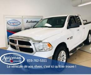 Used 2016 RAM 1500 SLT for sale in Rouyn-Noranda, QC