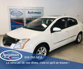 Used 2012 Nissan Sentra SV for sale in Rouyn-Noranda, QC