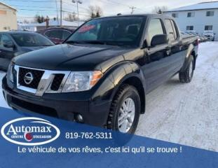 Used 2017 Nissan Frontier SV for sale in Rouyn-Noranda, QC