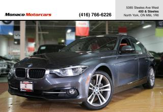 Used 2016 BMW 3 Series 328i xDrive - SPORTLINE|NAVI|BACKUP|SUNROOF for sale in North York, ON