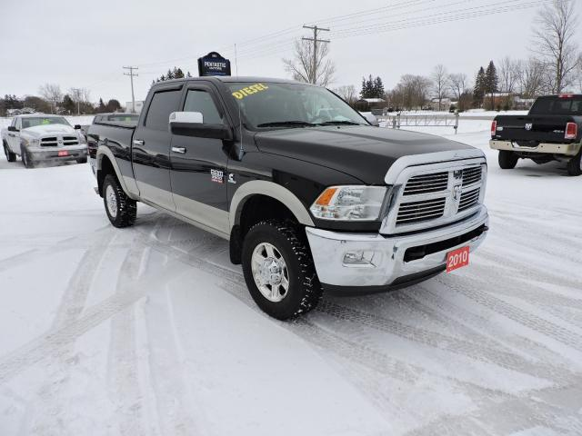 2010 Dodge Ram 2500 Laramie. Diesel. 4X4. Leather. Navigation. 155 km!