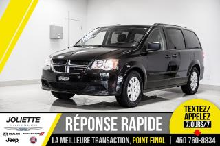 Used 2017 Dodge Grand Caravan SE, RACK, MIROIRS CHAUFFANTS!! for sale in Joliette, QC
