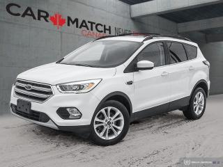 Used 2017 Ford Escape SE / SUNROOF / NAV / NO ACCIDENTS for sale in Cambridge, ON