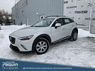 Used 2017 Mazda CX-3 GT UN SEUL PROPRIÉTAIRE! for sale in Rouyn-Noranda, QC