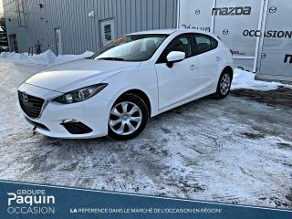Used 2016 Mazda MAZDA3 SPORT GX À VOIR! for sale in Rouyn-Noranda, QC