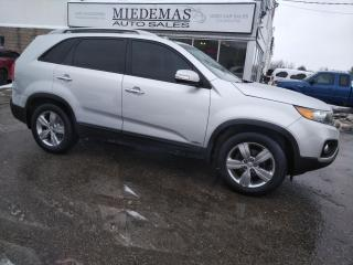 Used 2012 Kia Sorento EX w/Snrf for sale in Mono, ON