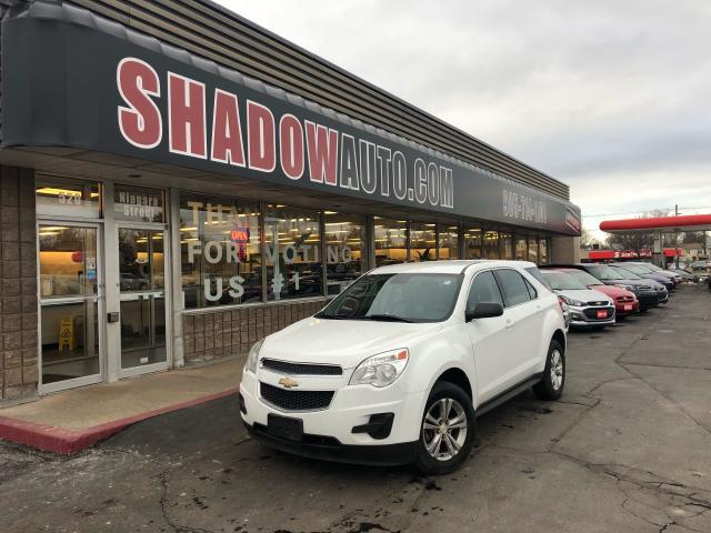 2015 Chevrolet Equinox LS-AWD-BTOOTH-ALLOYS-TINT-VOTED#1 DEALER