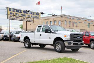Used 2011 Ford F-250 WINTER SALES EVENT!!! WAS: $13,950 NOW $13,450 for sale in Brampton, ON
