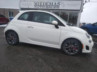 Used 2015 Fiat 500 Turbo for sale in Mono, ON