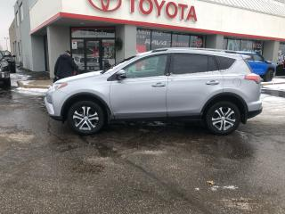 Used 2017 Toyota RAV4 LE HEATED SEATS REVERSE PARKING CAMERA for sale in Cambridge, ON