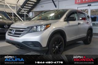 Used 2014 Honda CR-V LX for sale in Alma, QC