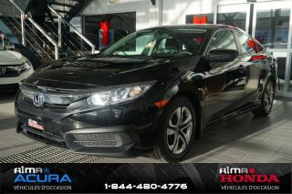 Used 2016 Honda Civic LX for sale in Alma, QC