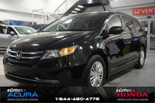 Used 2017 Honda Odyssey LX for sale in Alma, QC