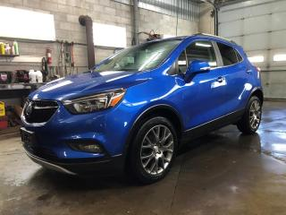 Used 2017 Buick Encore Sport Touring for sale in St-Constant, QC