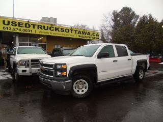Used 2015 Chevrolet Silverado 1500 5.3 V8 4X4 for sale in Ottawa, ON